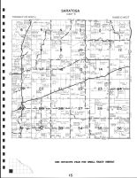 Code 15 - Saratoga Township, Winona County 2004